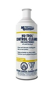 MG Chemicals 401B-340G Nutrol Control Cleaner 340g (12 Oz) Aerosol Can