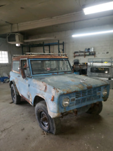 1966 Ford Bronco 1st generation
