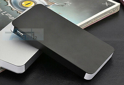 50000mAh/12000mAh Dual USB Power Bank Mobile Battery Charger For iPhone Samsung
