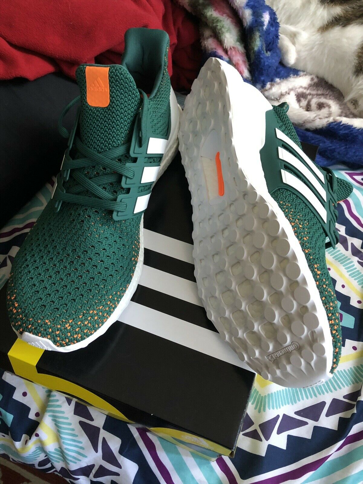Miadidas Clima Ultra Boost Size 14 NEW
