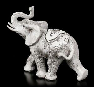 Elefantes-Figura-Henna-Hope-Figura-Decorativa-Escultura-Animal-Pintado-a-Mano-18