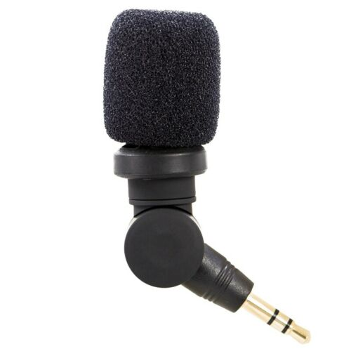 Saramonic Sr-Xm1 3.5Mm TRS Plug and Play de Micrófono Mic Para Gopro Osmo DSLR O9O1