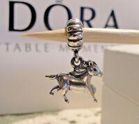 Authentic Pandora Charm Free Spirit Horse Dangle 791099