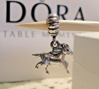 Authentic Pandora Charm Free Spirit Horse Dangle 791099