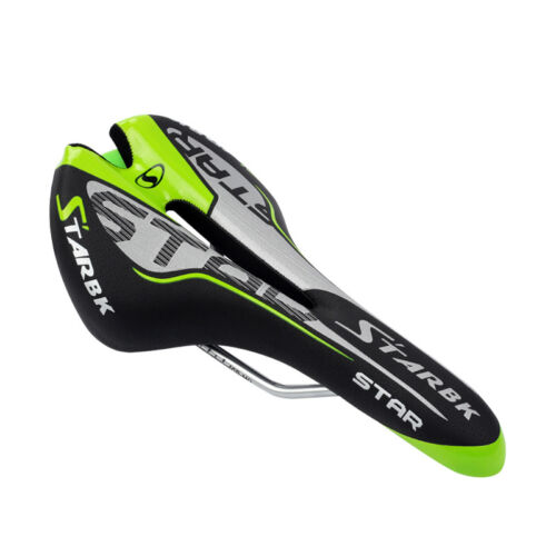 Mountain Bike Seat Racing Road Bike Saddle Leather Outdoor Cycling MTB Parts
