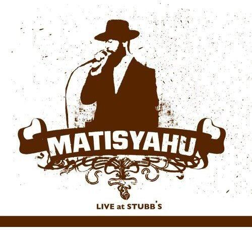 1 of 1 - Matisyahu - Live at Stubbs [New CD] Digipack Packaging