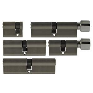 5x-Tuer-Zylinder-Schloss-40-100-mm-gleichschliessend-5-Schluessel-Schliessanlage