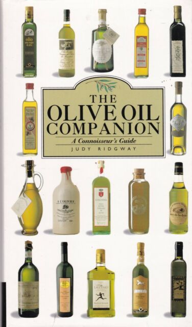 The Olive Oil Companion by Judy Ridgway (Paperback) New Book