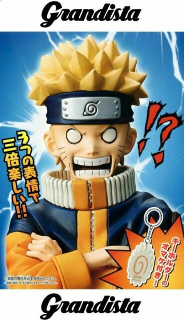 Grandista Naruto Uzumaki #2 Shinobi relations