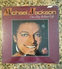 MICHAEL JACKSON ONE DAY IN YOUR LIFE LP, SEALED, 1981 MOTOWN M8-956M1
