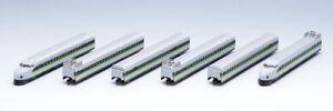 Tomix 98647 Jr Séries 0-7000 Sanyo Shinkansen' Frais Vert' 6 Voitures Set (