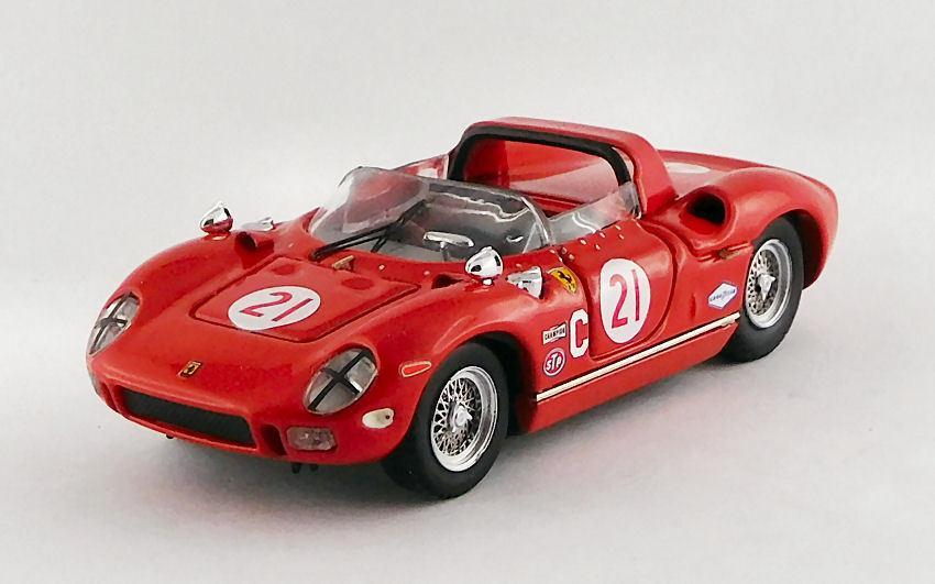 los nuevos estilos calientes Ferrari 330 p  21 10th 500 500 500 miles Road America 1967 w. Cooper D. drexler 1 43 0368  venta caliente en línea