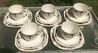 Vintage Alfred Meakin Art Deco China Tea Set