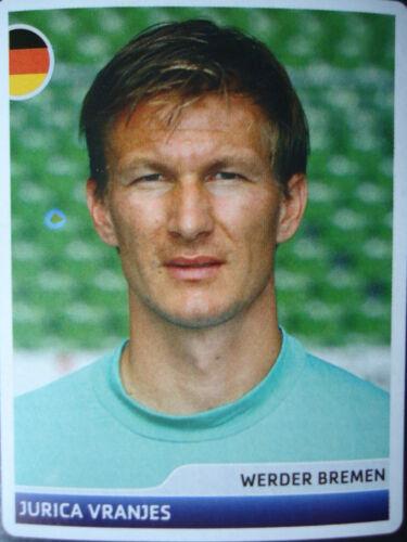 Panini 187 Jurica Vranjes Werder Bremen UEFA CL 2006//07