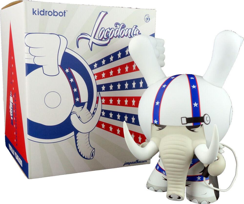 KIDROBOT - 8    Locodonta Dunny Vinyl Figure (Regular Edition)  NEW 249da7