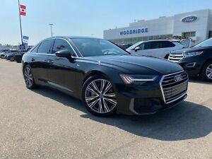 2019 Audi A6 55 Progressiv