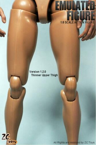 1//6 Scale Muscular Nude Figure body ver 2.0 ZC TTM19 Fit Wolverine Head ❶USA❶