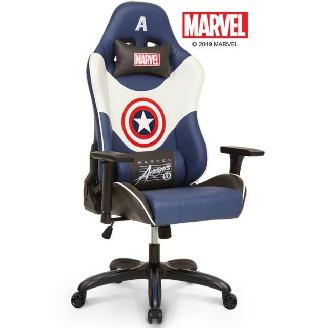 Strange Marvel Avengers Gaming Chair Big Wide Heavy Duty Office Chair Computer Chair Squirreltailoven Fun Painted Chair Ideas Images Squirreltailovenorg
