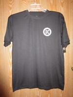 New- Discovery Cove Mens L Large Black Athletic Shirt By J.america