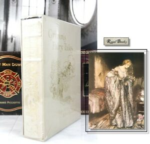 GRIMM'S FAIRY TALES DELUXE LTD ED - Easton Press -  ARTHUR RACKHAM  SEALED w/BOX