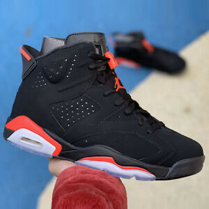 260d237c3fa6 Nike Air Jordan 6 Retro Infrared Black OG 2019 VI Preorder Men Women ...