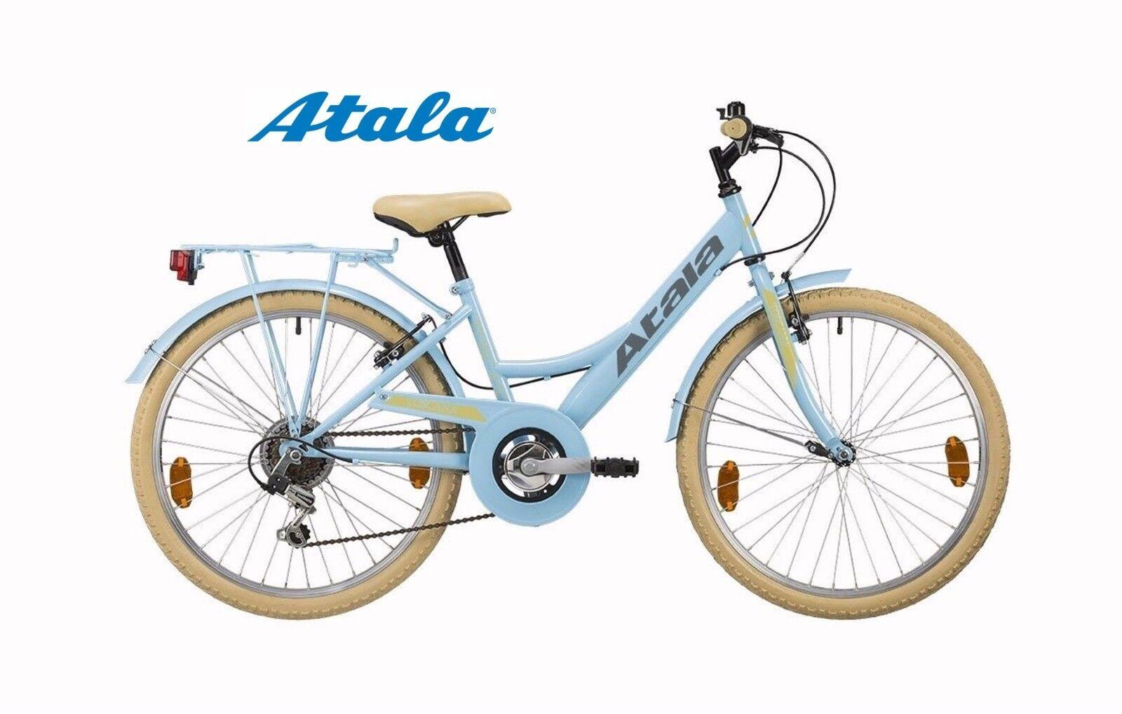 Bicycle Atala Toscana 24'' Shifter Shimano 6v. Holland City Bike 2019