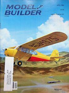 Model Builder Magazine April 1984 Volume 14 Number 147 m962