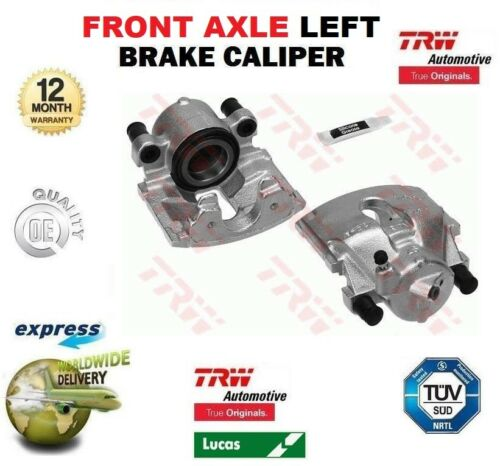 FOR TOYOTA AVENSIS 1.6 1.8 2.0 TD D4D 1997-2008 FRONT AXLE RIGHT BRAKE CALIPER