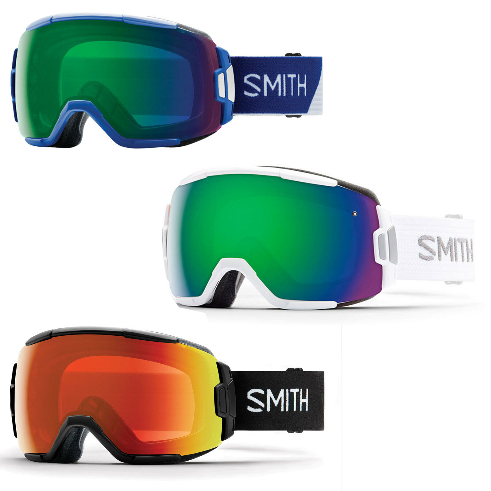 Smith vice Snowboard Goggles Ski Snow Glasses