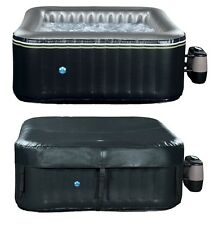 INFLATABLE HOT TUB JACUZZI NETSPA ASPEN INFLATABLE JACUZZI HOT TUB