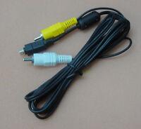 Camera Camcorder Cable Mini Usb To Rca A/v 12 Pin Digital 5ft Digital
