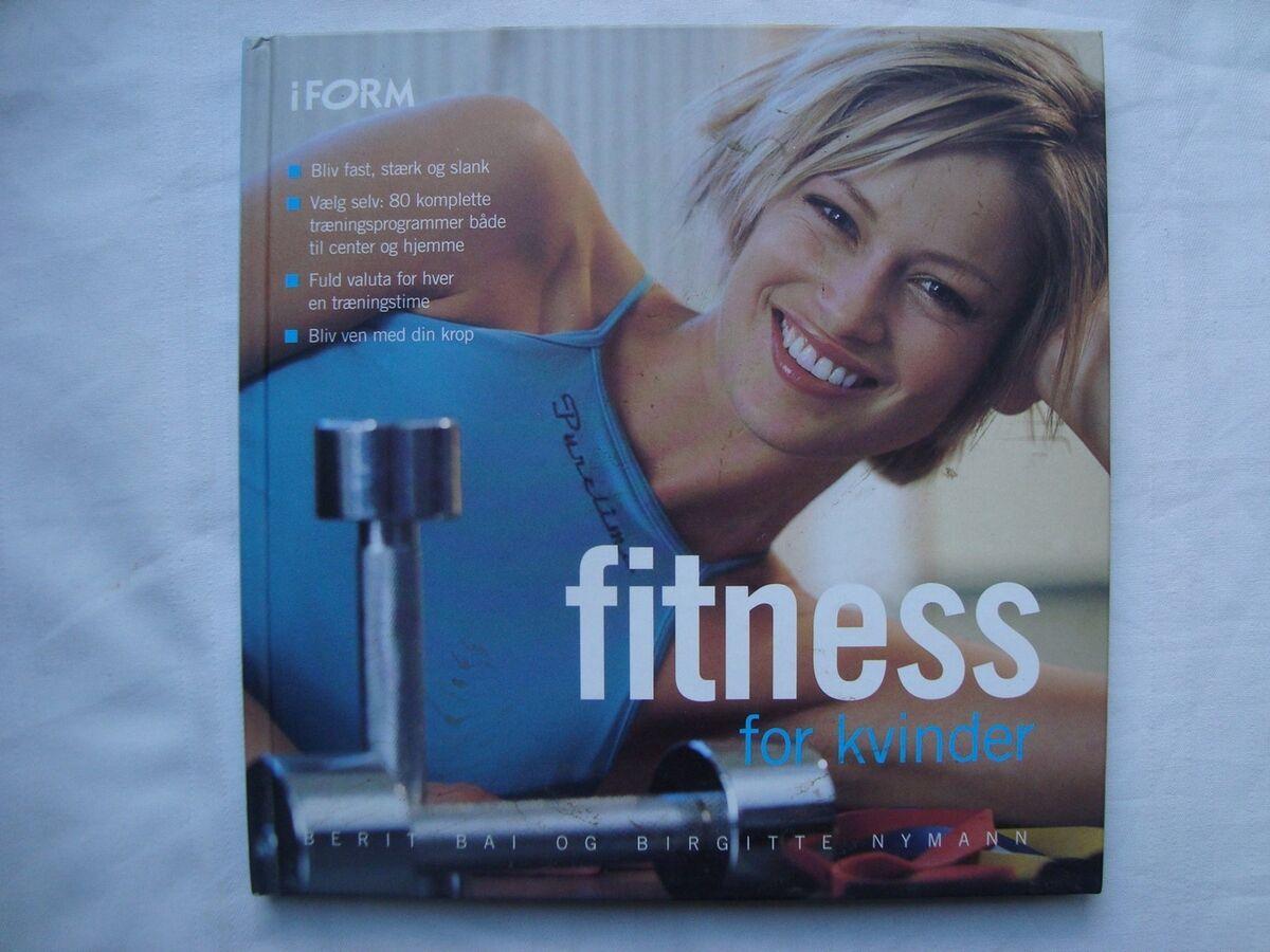 birgitte nymann fitness for kvinder