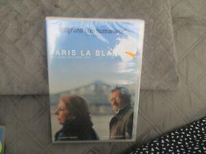 "DVD NEUF ""PARIS LA BLANCHE"" film Algerien de Lidia LEBER TERKI"