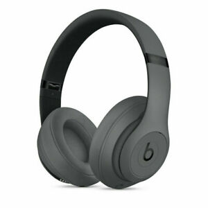 BEATS-STUDIO3-Wireless-Headphones-by-Dr-Dre-Gray-NEW-IN-SEALED-BOX