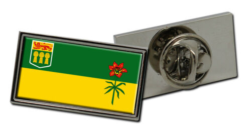 Kanada Flagge Revers-Abzeichen Saskatchewan