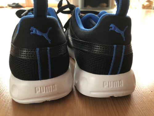 1xgetragen Sneaker Puma Nur 41 weiß Schwarz 5 Blau 5 Wieneu Us8 Laufschuh Cm 26 Oqwdr6q