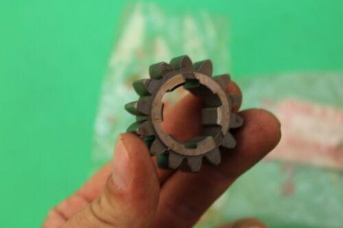 NOS Kawasaki Transmission 2ND Gear F8 F5 F9 PART# 13130-021