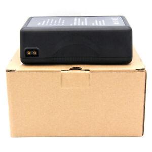1Pcs-DVISI-115-44Wh-7800mAh-14-8V-V-Mount-Battery-Pack-V-Lock-for-video-Camera