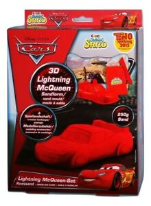 Craze 54759 Magic Sand Disney Cars Lightning McQueen Set