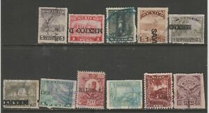 Mexico-revenue-cinderella-fiscal-collection-stamp-ml137-as-seen