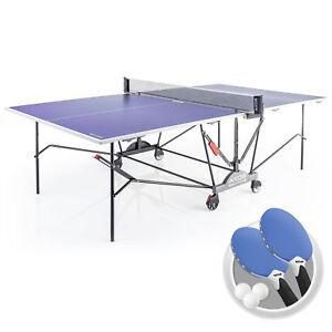 Buy Ping Pong Table Tennis Indoor Outdoor Folding Game Set Kettler