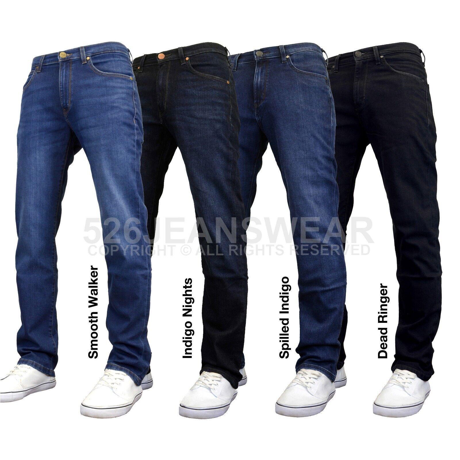 Wrangler Men's Arizona Stretch Regular Fit Straight Leg Jeans, BNWT