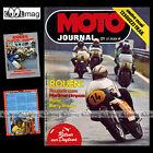 MOTO JOURNAL N°211 DAYTONA KENNY ROBERTS PATRICK PONS GENE ROMERO 1975
