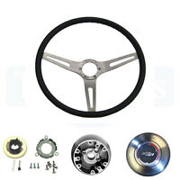 67-68 Camaro Comfortgrip Steering Wheel Kit 3 Spoke