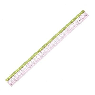 DIHAN #3005 60cm multifuction Garment Ruler Grading Ruler for Fashion Design