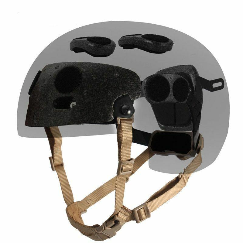 FMA ACH Occ-Dial Liner Kit Helmet Full Set Helmet Inner Suspension Strap Helmet