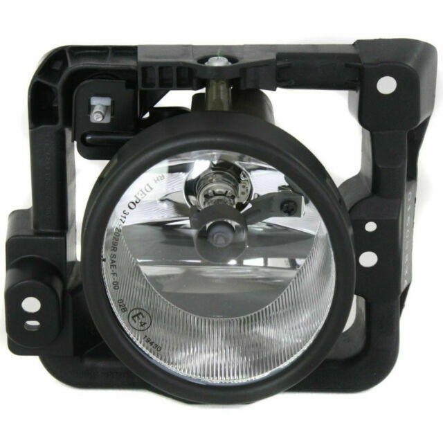 New Passenger Side Fog Lamp Assembly Fits 2009-2010 Acura