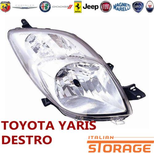 TOYOTA YARIS GYROPHARE DROITE NOUVEAU H4 811300D120 PRO0181D