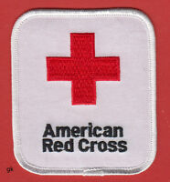 American Red Cross Shoulder Patch (large)