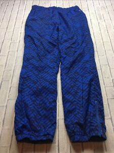 well known buy real retro Details about 90s VTG OBERMEYER SKI ALL OVER PRINT Windbreaker SWISHY Pants  Lined XL Baggy